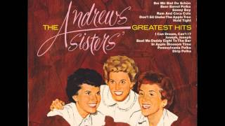 The Andrews Sisters, Orchestra Vic Schoen - Sonny Boy