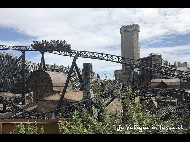 TARON - The fastest multi-launch coaster