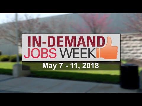 Ohio In-Demand Jobs Week