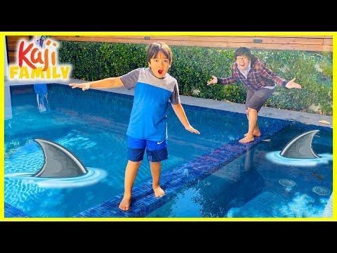Ryan's New Pool And House Tour