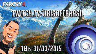 HeadshotRJ na Ubisoft Brasil