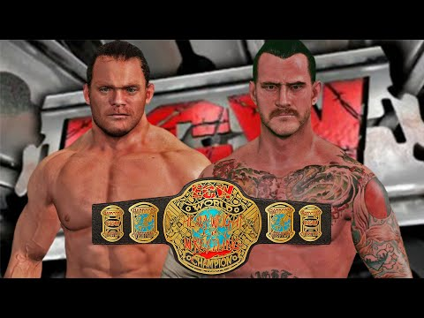 WWE 2K Mods