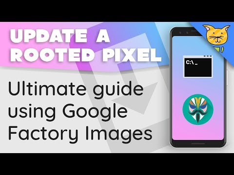 Update a Rooted Pixel Device using Factory Images | MaowDroid