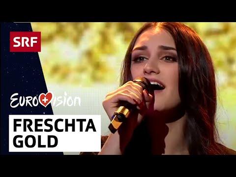Freschta - Gold - ESC-Entscheidungsshow - #srfesc