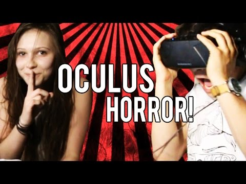 OCULUS HORROR SIOSTRA = ZAWAŁ! PULS 179! from YouTube · Duration:  15 minutes 34 seconds