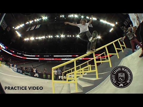 Street League 2016 Newark Practice | TransWorld SKATEboarding
