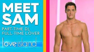 Meet Sam: International DJ who's been single for seven years | Love Island Australia 2019