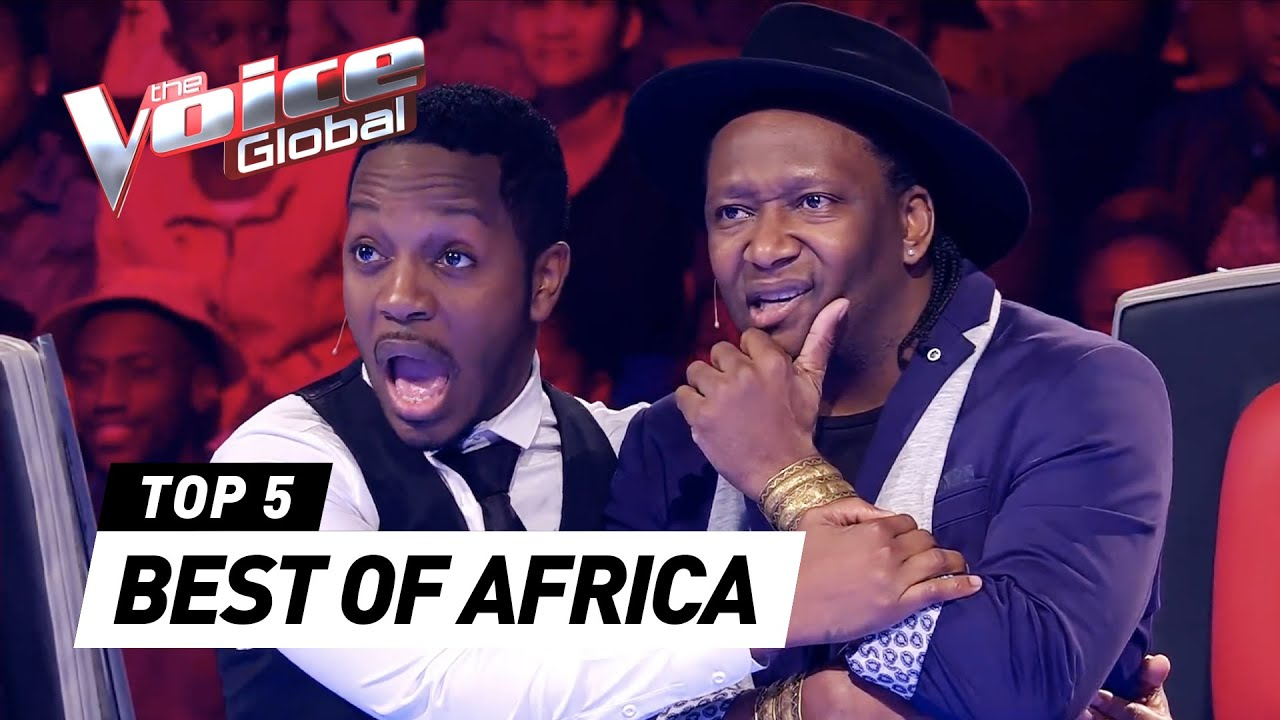 Download The Voice Global | BEST Blind Auditions of AFRICA