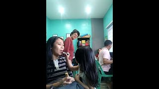 YoYom lipstick tutorial