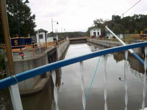 Lock 5, Champlain Canal, Schuylerville, NY