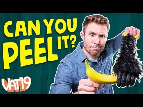 The Gorilla Hand Challenge