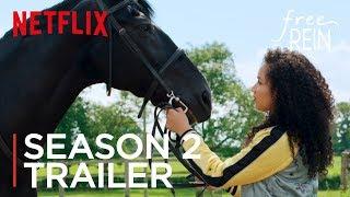 Free Rein   Season 2 Official Trailer [HD]   Netflix