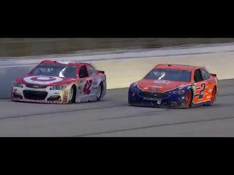 Demon Speeding - 2017 NASCAR Promo