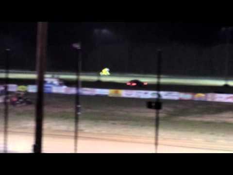 Mitchell Moore La Raceway 2014 Win