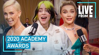 2020 Oscars: Must-See Red Carpet Moments | E! Red Carpet & Award Shows