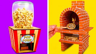 DIY Mini Pizza Oven And Popcor…