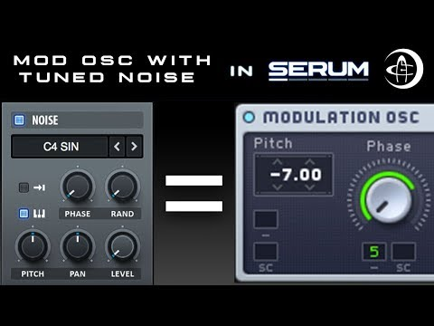 """Phase Mod"" Anything With Serum - My Secret Bass Design Technique"