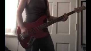 Black Sabbath - War Pigs (Bass Cover) with TAB