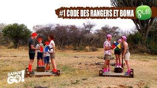 SAFARI GO S2 avec Carole Rousseau sur Gulli - E1 #2 : Le Code des Rangers et BOMA !