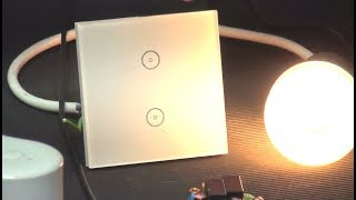 WLAN-Steckdosenschalter für Alexa und Smartphone