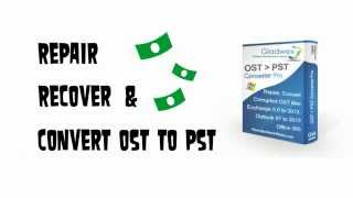 OST file recovery software | OST to PST Converter Pro