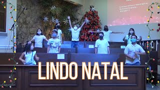 LINDO NATAL- CANTATA DO MINISTÉRIO INFANTIL DA IPCCG
