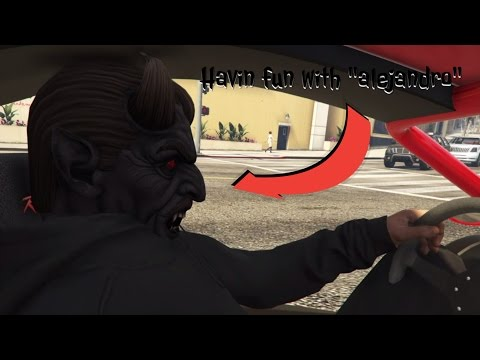 Grand Theft Auto V: Having Fun with Crazy  Alejandro •May Offend