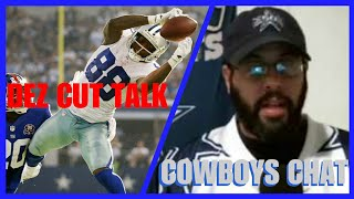 """COWBOYS CHAT: """"Dez Getting Cut"""" Talk For Real??? O-Line & Zeke On A Trip; Contracts, Coaches, & More"""