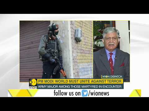 WION Dispatch: Indian security forces eliminate Pulwama masterminds Mp3