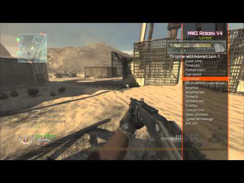 [MW2 1.14 PS3] Reborn V4 for DEX + CEX by Enstone