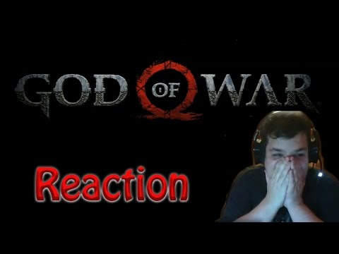 Reaccion God of War 4 E3 2016  + Bonus Death