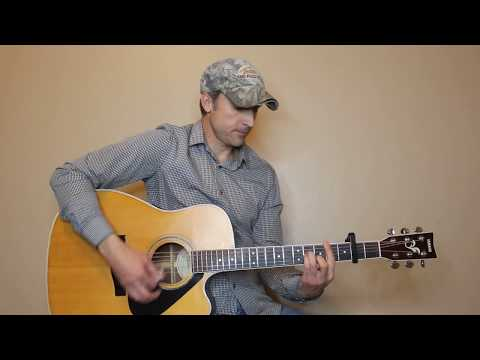 Mercy - Brett Young - Guitar Lesson | Tutorial