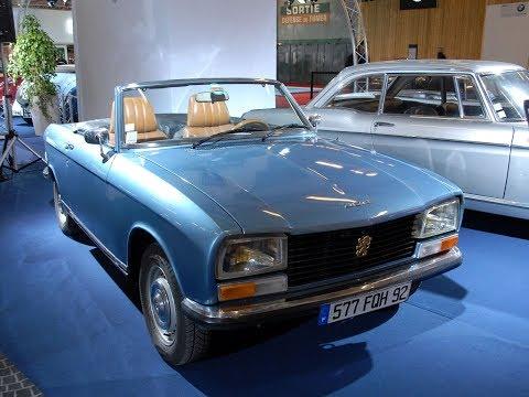 WD France - Peugeot 304 cabriolet (RMC Découverte)