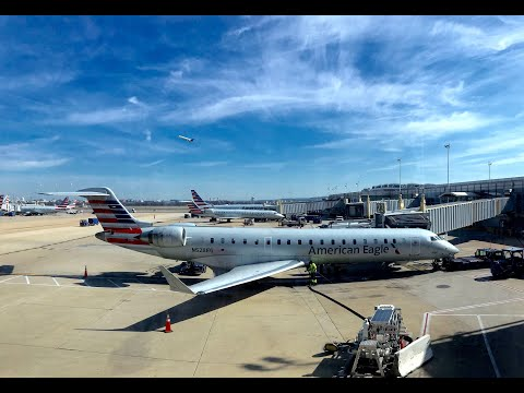 #106: SkyWest Airlines (American Eagle) | CRJ-700ER | Chicago O'Hare To Fargo | Trip Report & Review