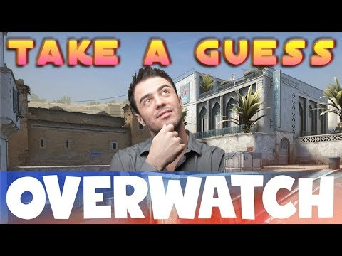 Take a Guess after the First Round! CS:GO OVERWATCH thumbnail
