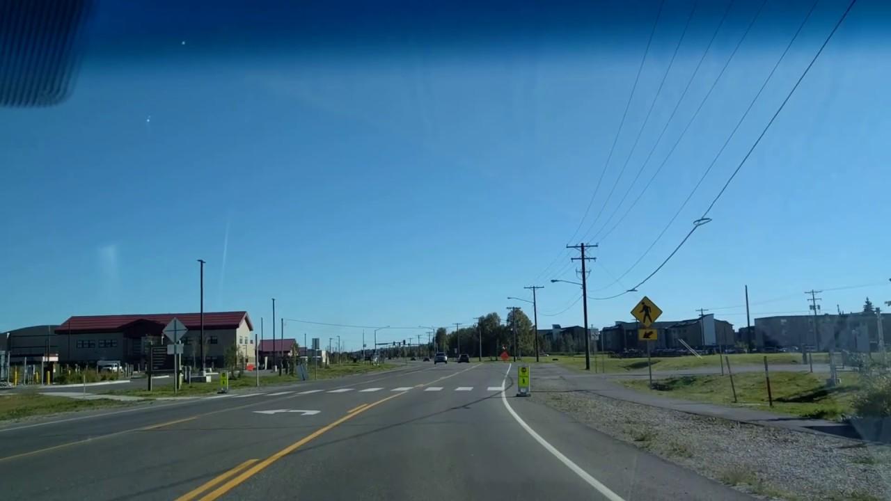 Fairbanks And Fort Wainwright Us Army Base