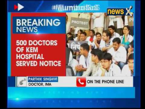 Bombay High Court serves notice to 1200 Mumbai doctors