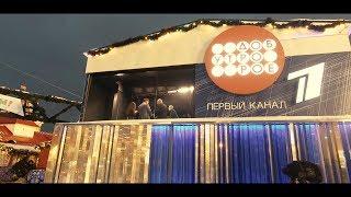 И снова Доброе Утро, на Первом канале! о новой камере Сanon me200s-sh и сведение камер!