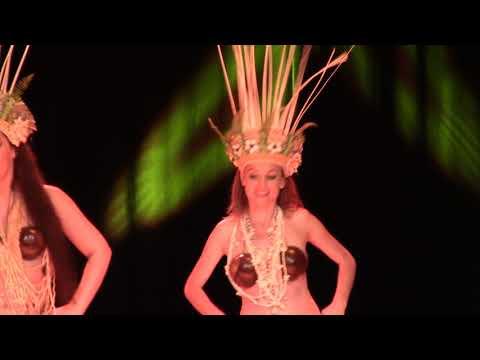 Spectacle de Danse Tahitienne Villeurbanne Lyon