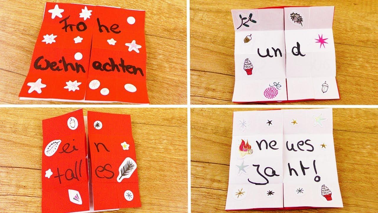 Diy Inspiration Challenge 140 3d Weihnachtskarte Selber Basteln