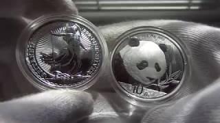 Британия 2018, Китайская панда 2018.