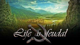 Life Is Feudal: MMO НУЖНО РАБОТАТЬ (МАЙКРАВТ) ч2