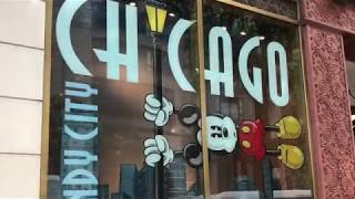 Tour of Disney Store:  Michigan Avenue/Chicago