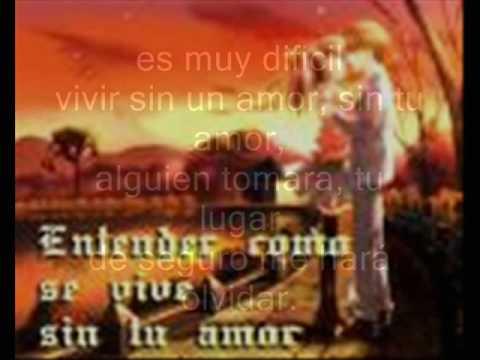 William Luna ^Sin tu amor^