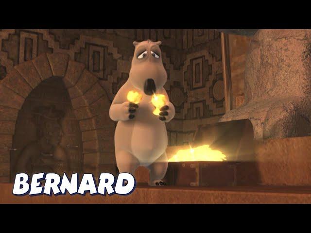 Бернард Медведь | Волшебное Золотое Сокровище И БОЛЬШЕ | Мультфильмы для детей