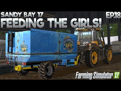 Sandy Bay 17 - Farming Simulator 17 -  Ep.18 (with Wheel Cam)