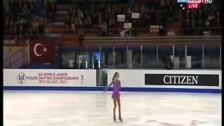 Юлия Липницкая   2013 Чемпионат мира среди юниоров(, 2014-02-11T18:42:01.000Z)