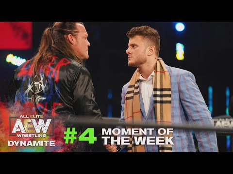 The Demo God and Ratings God Come Face to Face | AEW Dynamite Anniversary Show, 10/14/20