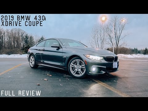 2019 BMW 430i xDrive Coupe | Full Review & Test Drive