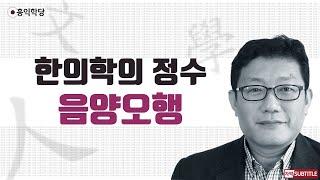 [3분 인문학] 한의학의 정수 음양오행 _홍익학당.윤홍식